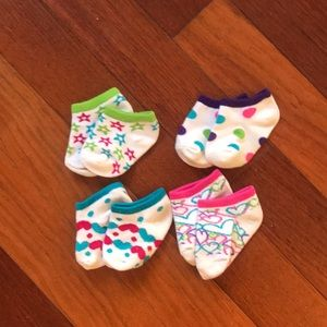 Other - 4 pairs of Brand new infant socks.